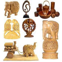 Decorative Wooden Handicrafts Wooden Handicrafts Manufacturer From