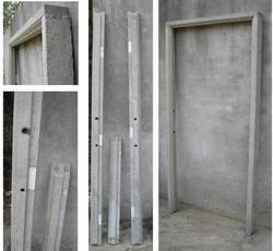 Concrete Door Frame
