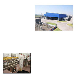 Pre Engineered Building for Food Processing Units
