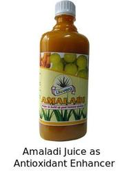 Amaladi Juice as Antioxidant Enhancer