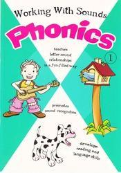 Shree Book Working Children Books with Sounds Phonics-1