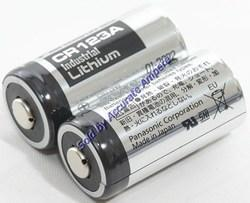 Panasonic Cr123a 3v Industrial Lithium Battery