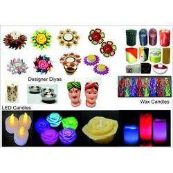 Designer Candles for Festivals