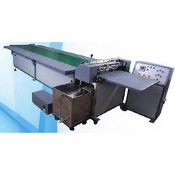 Top Gluing Conveyor Machine