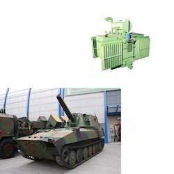 Transformers for Defence Industry