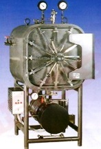 Horizontal Autoclave, Autoclaves And Sterilizer