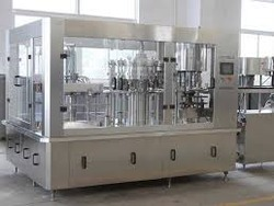 Soda & Soft Drink Filling Machine