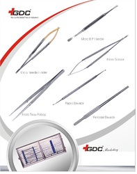 Microsurgery Instrument - Dental