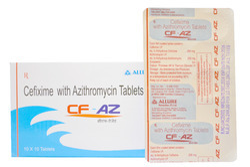 Cefixime Azithromycin Tablet