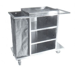 Housekeeping Trolley Suppliers Manufacturers Amp Dealers In