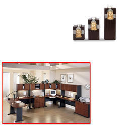Buddha Candle Stand for Office Decoration