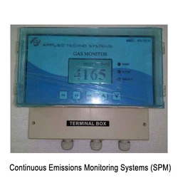 Continuous Emissions Monitoring Systems (SPM)