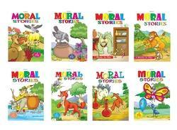 Mini Moral Stories Book