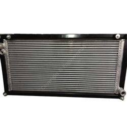engine cooling system for all terrain vehicle