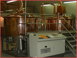 Mini Brewery Equipments