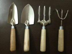 4-PC Hand Garden Tool Kit
