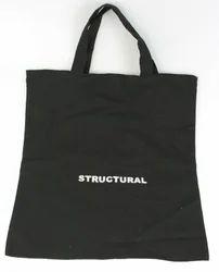 Black Calico Bag