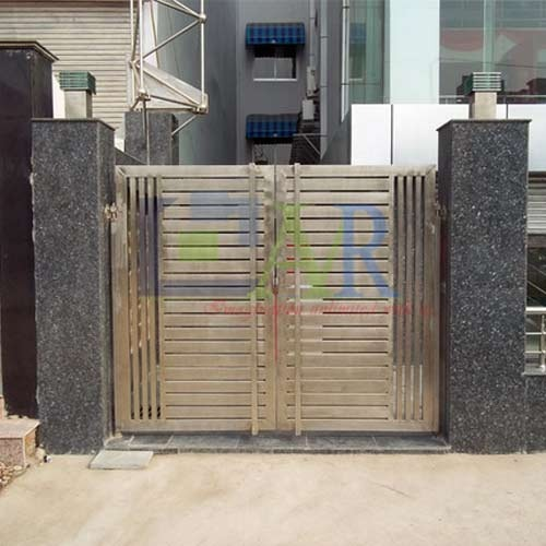 Stainless Steel Modern House Gate Designs: Manufacturer Of SS Gate & MS Gate From