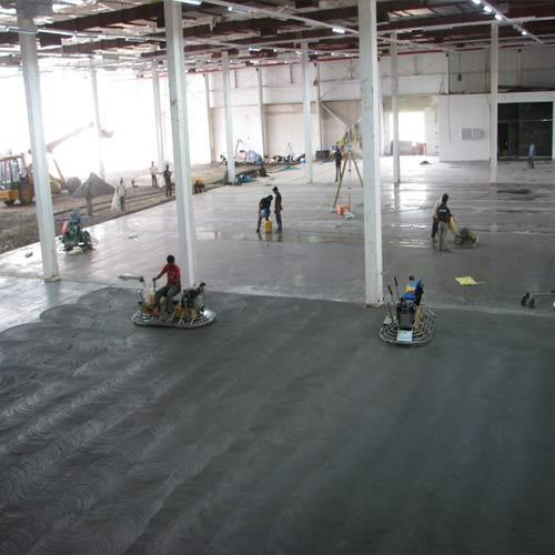 Laser Screed Flooring Service Service Provider From Pune