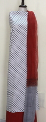 Jaipuri Cotton Dress Materials