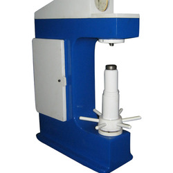 Manual Hardness Testing Machine