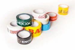 Printed Tape Label