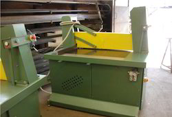 Cross Cut Circular Saw - Pneumatic type
