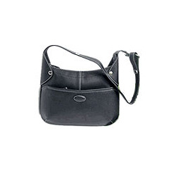 Formal Look Leather Bag