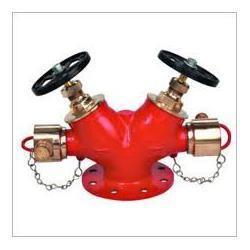 Double Hydrant Valve