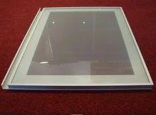 Aluminium Profile Shutter Frame Door Aluminium Profile