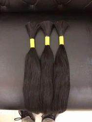 Bulk Virgin Remy Indian Hair Extension