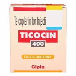 Ticocin Injection