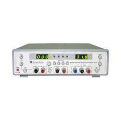 Tracking Multiple DC Power