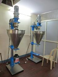 Talcum Powder Filling Machine