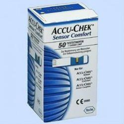 Accuchek Sensor 50's Strips