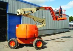 45 ft articulated boom lift rental