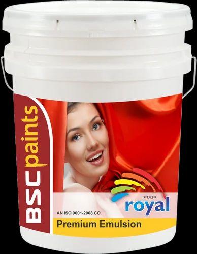 BSC Royals Premium Luxury Interior Emulsion