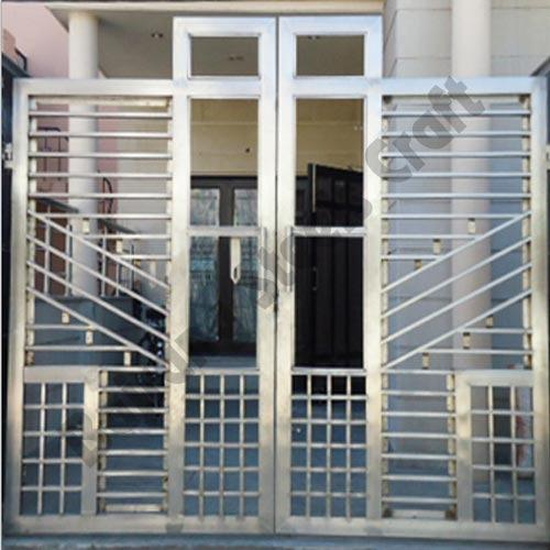Stainless Steel Gate A2z4home
