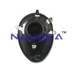 face mask black rubber