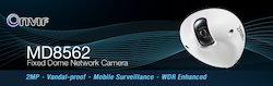 2MP Vandal-proof Mobile Surveillance WDR