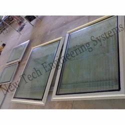 Sound Proof Glass Window