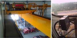 LMI system for Semi Gantry Cranes