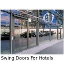 Swing Doors for Hotels
