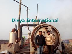 Tyre+Pyrolysis+Processing+Plant
