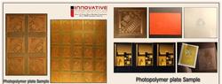 Photoplymer Plate