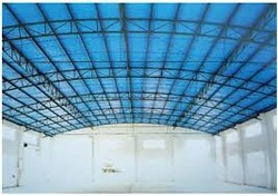 Auditorium Roofing Sheets