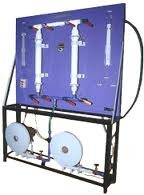 hydro electric power installation