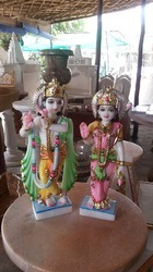 Radha Kishan Statues
