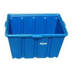 nestable stackable container