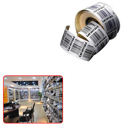 Barcode Labels for Retail shops